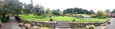 Holehird walled garden