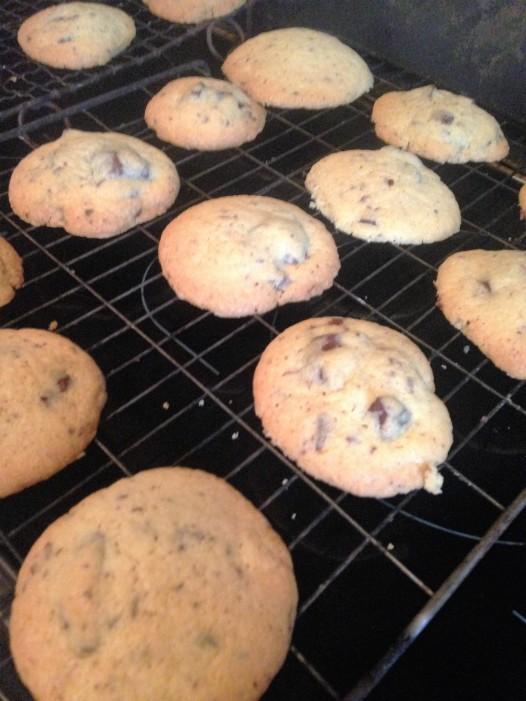 chop chip cookies