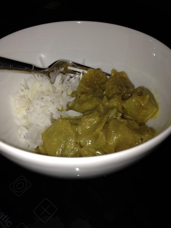 marrow goan curry