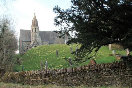 Underbarrow Church