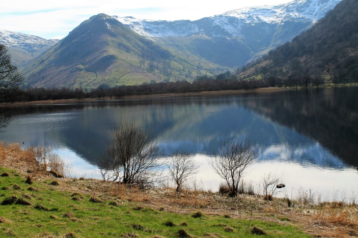 Fells around Brothers water