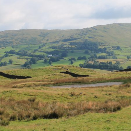 View from Reston Fell