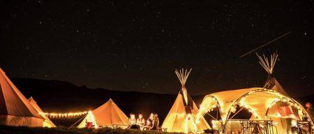 night camping
