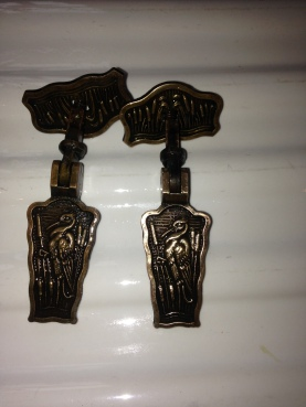 antique draw handles