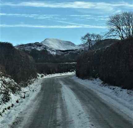 road to Ennerdale