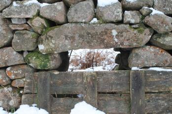 lakeland stone wall