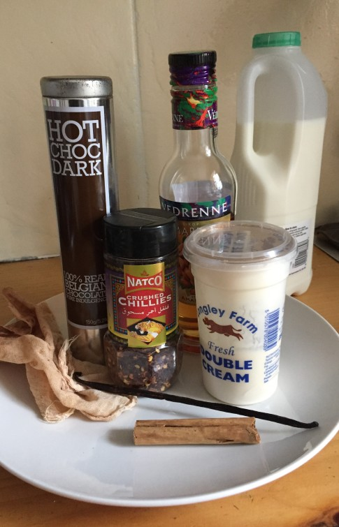 Chilli & Spices Hot Chocolate