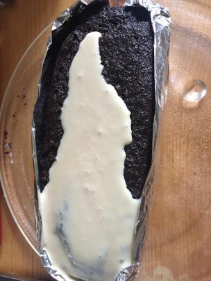 Chocolate & Stout Cake