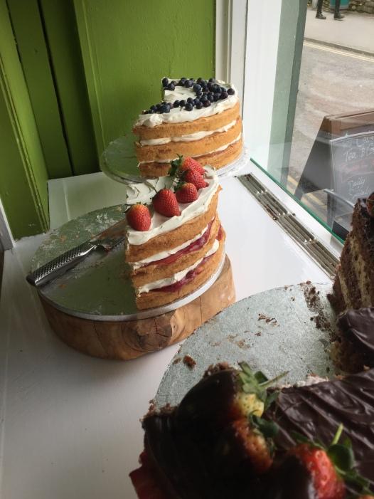 Hawkshead cake shop