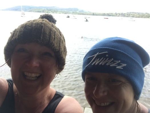 windermere wild swimming